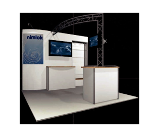 Nimlink is a collection of 10'x10', 10'x20', &