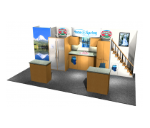 Custom Modular Exhibit Systems From Abex Display Systems