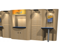 Custom Modular Exhibit Systems From Nomadic Display Systems