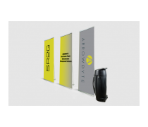 <p>Pricing on multiple banner stands include graphics and shipping case.</p>